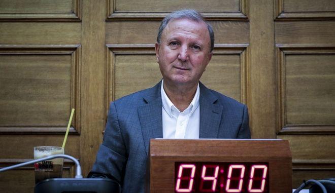 Ο βουλευτής του ΣΥΡΙΖΑ, Σάκης Παπαδόπουλος