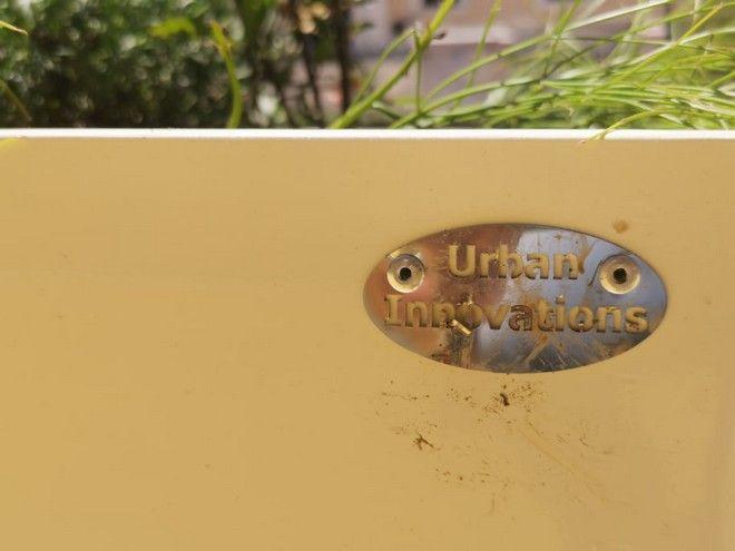 Urban Innovations: Αυτή είναι η εταιρία που ανέλαβε το έργο για τις ζαρντινιέρες