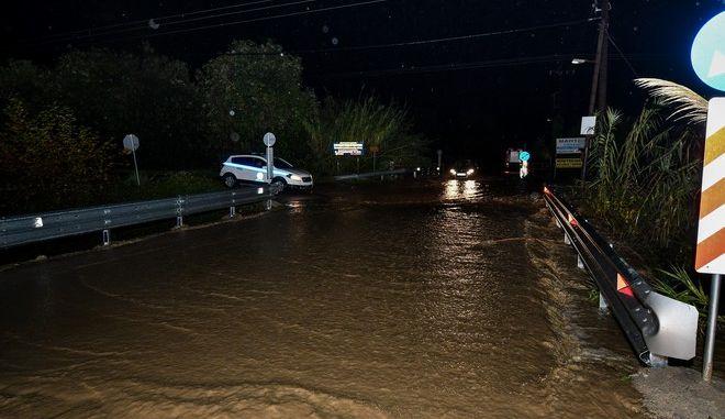 Πλημμύρες από τις έντονες βροχοπτώσεις, Αρχείο