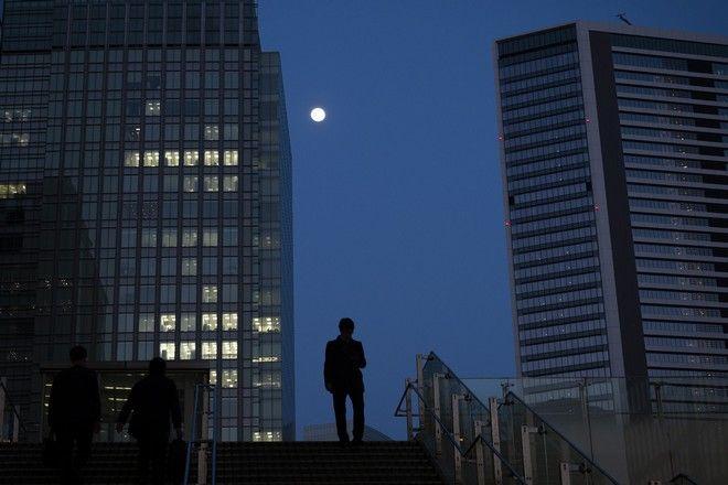 Πανσέληνος στο Τόκυο