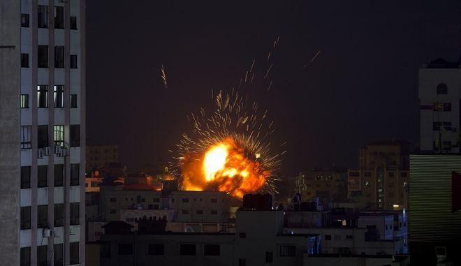 Νεκρός διοικητής της Χαμάς από τον ισραηλινό βομβαρδισμό