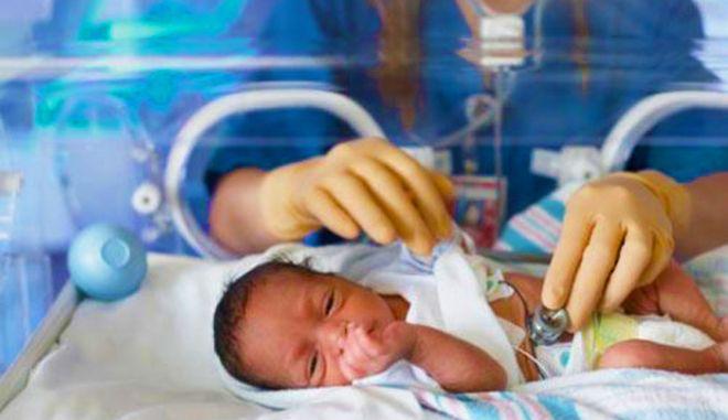 """Πέθαναν τέσσερα νεογνά στην κλινική του νοσοκομείου """"Παπαγεωργίου"""""""