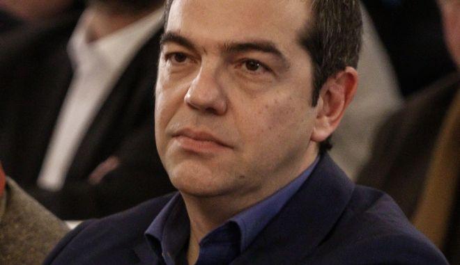 Ο Αλέξης Τσίπρας.