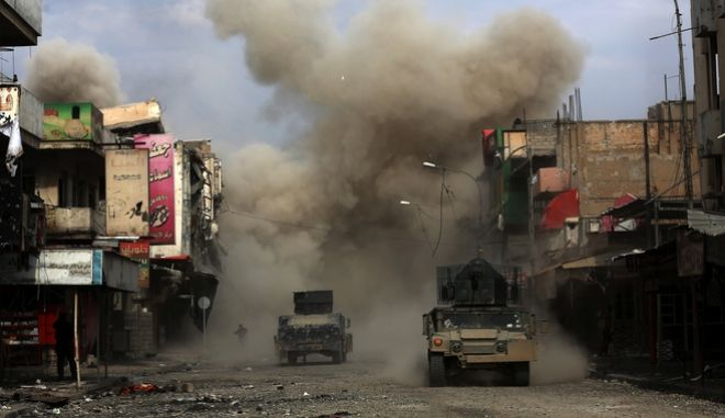 Στις ΗΠΑ πιθανόν η ευθύνη για τις εκρήξεις που σκότωσαν 200 άμαχους στη Μοσούλη