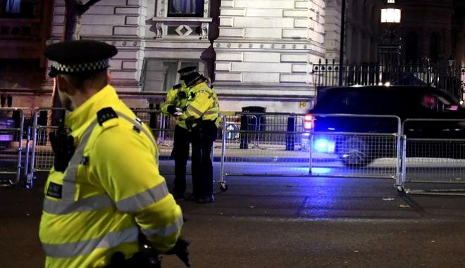 Αστυνομία Βρετανία (φωτογραφία αρχείου)