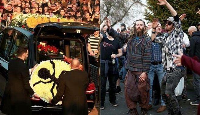 Prodigy: Μετέτρεψαν σε συναυλία την κηδεία του Κιθ Φλιντ