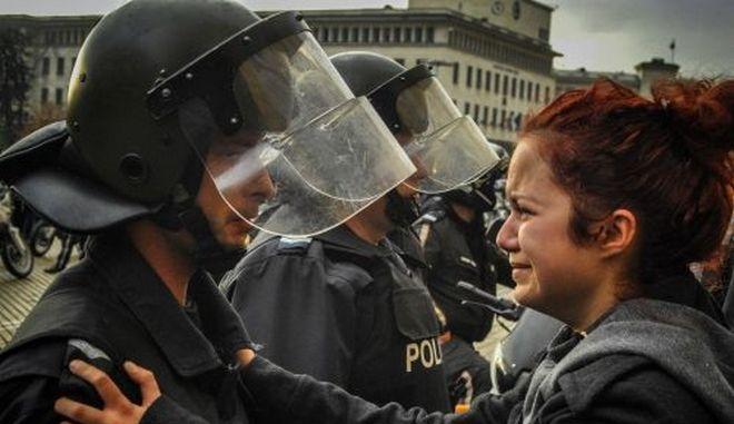 Βουλγαρία: Όργιο καταστολής και αστυνομικής βίας εναντίον φοιτητών