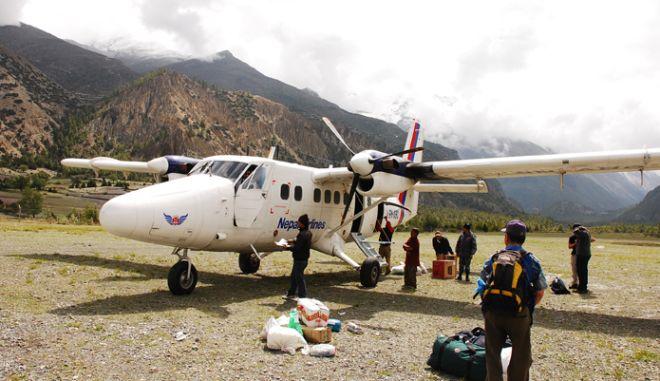 Νεπάλ: Αγνοείται μικρό αεροσκάφος με 21 επιβαίνοντες