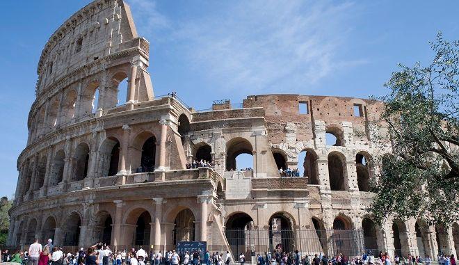 Κολοσσαίο, Ρώμη