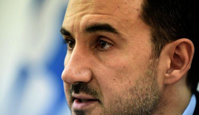 Χαρίτσης: 'Εξασφαλίσαμε 100 εκατ. ευρώ για έργα υποδομής στη Δυτ. Αττική'