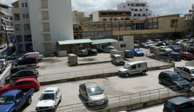 """Με χρήματα της """"Jessica"""" το πάρκινγκ στα Χανιά ψηλώνει 5 ορόφους"""