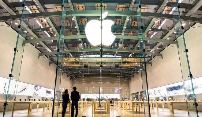 Apple Store στη Σάντα Μόνικα