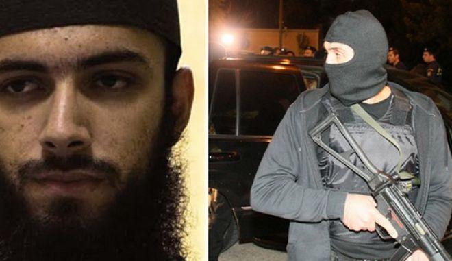 Συνελήφθη ο διαβόητος Τζιχαντιστής τρομοκράτης 'Μάξιμος' στην Αλεξανδρούπολη μαζί με συνεργό του