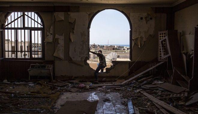 Συγκρούσεις στη Λιβύη - Φωτό αρχείου