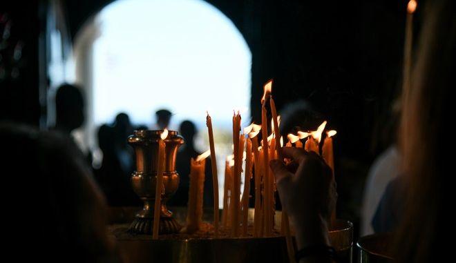 Ο Εορτασμός κοιμήσεως της Θεοτόκου