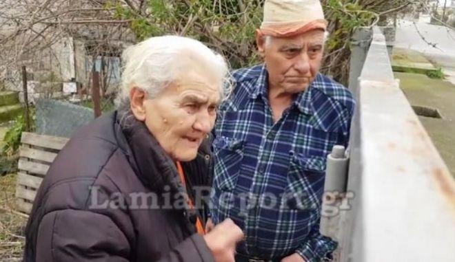 Άγρια ληστεία στη Λαμία: Την έλουσαν με οινόπνευμα και απειλούσαν να την κάψουν