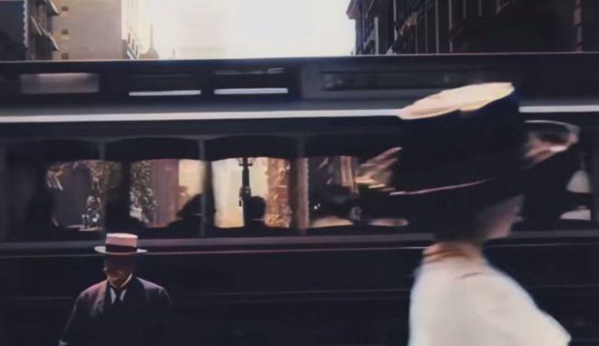 """""""Σπάμε"""" την καραντίνα με ένα ταξίδι στο χρόνο: Η Νέα Υόρκη του 1911"""