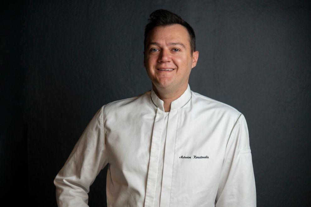 Αστέριος Κουστούδης: Από τους μπαχτσέδες με τα φασολάκια στο Top Chef