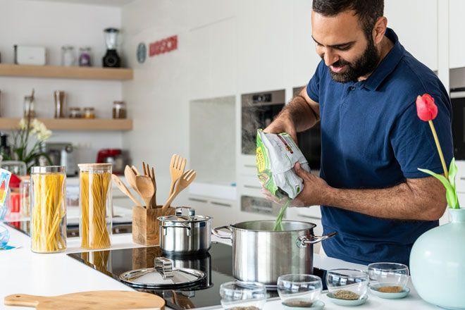 Ο επτάλογος του καλού οικογενειάρχη στην κουζίνα