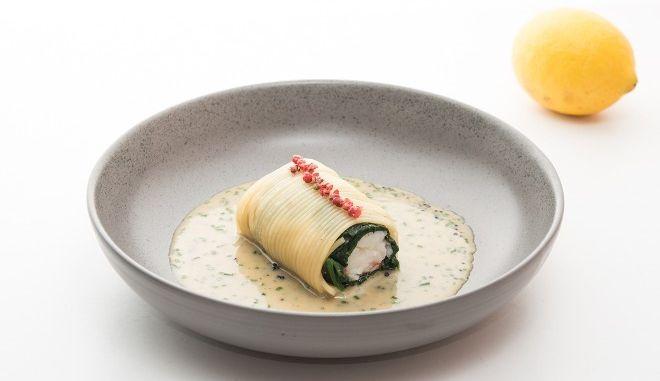 Καραβιδομακαρονάδα του Γιάννη Μανίκη για τη διαδικασία αποχώρησης του Master Chef