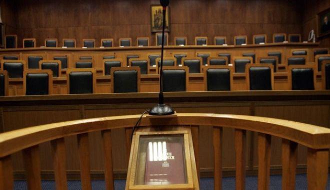 Κληρώθηκαν τα νέα μέλη του Ανωτάτου Ειδικού Δικαστηρίου