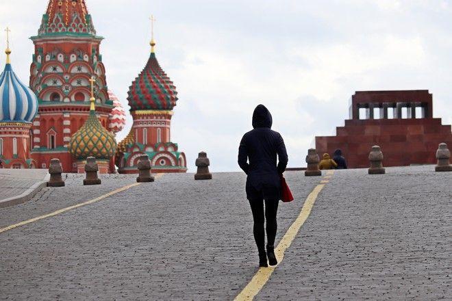 Η Κόκκινη Πλατεία, Ρωσία