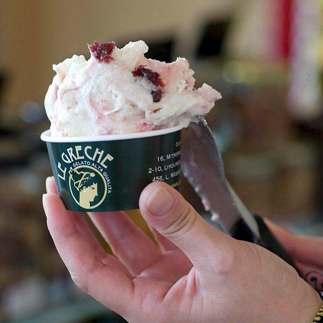 Παγωτό από το Le Greche