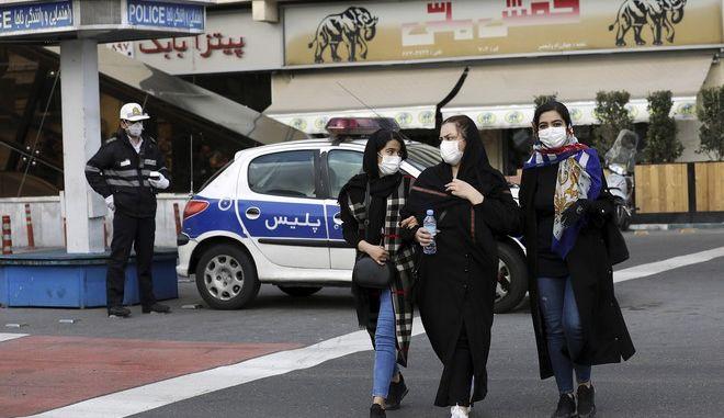 Κοροναϊός: Στους 12 αυξήθηκαν οι νεκροί στο Ιράν