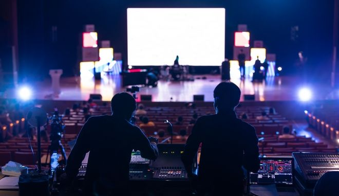 ΕΦΚΑ: Με δικούς τους κωδικούς θα ασφαλίζονται πλέον οι τεχνικοί σε συναυλίες