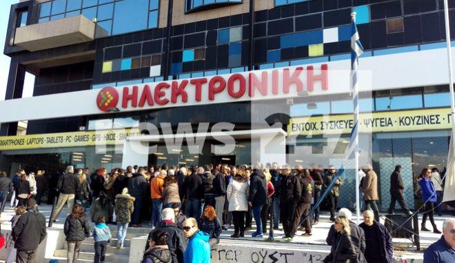 Ηλεκτρονική Αθηνών: 'Ξεπούλησε' στην έκθεση της εκποίησης