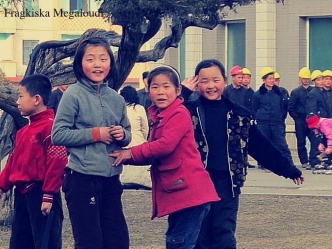 Φραγκίσκα Μεγαλούδη: Η Βόρεια Κορέα μέσα από τα μάτια μιας Ελληνίδας