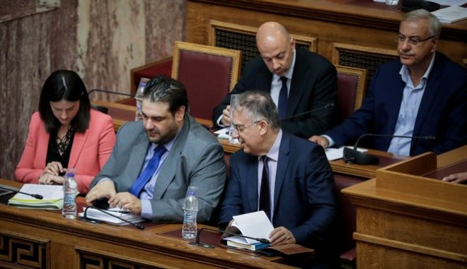 Βουλή: Υπερψηφίστηκε επί της αρχής μόνο από τη ΝΔ το διυπουργικό νομοσχέδιο
