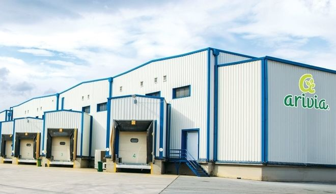 Το εργοστάσιο της Arivia στον Νομό Δράμας