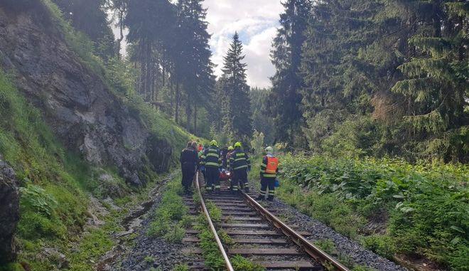 Τσεχία: Σύγκρουση τρένων - Τουλάχιστον τρεις νεκροί και δεκάδες τραυματίες