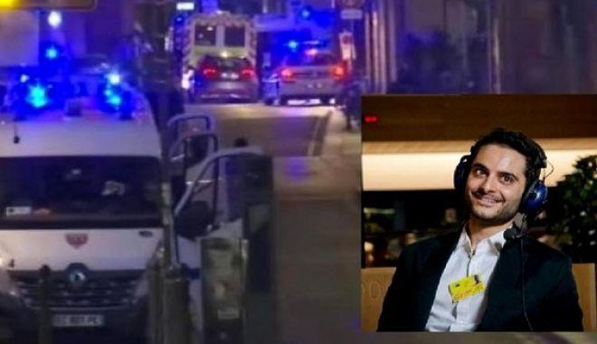 Στρασβούργο: Σε κώμα Ιταλός δημοσιογράφος που τραυματίστηκε στην επίθεση