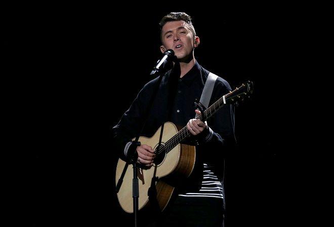 Ο Ράιαν 'Ο Σόνεσι από την Ιρλανδία θα τραγουδήσει στην Eurovision 2018 το