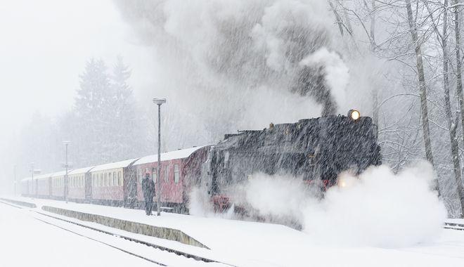 Ο σιδηρόδρομος των κατασκόπων, κάνει ακόμα δρομολόγια