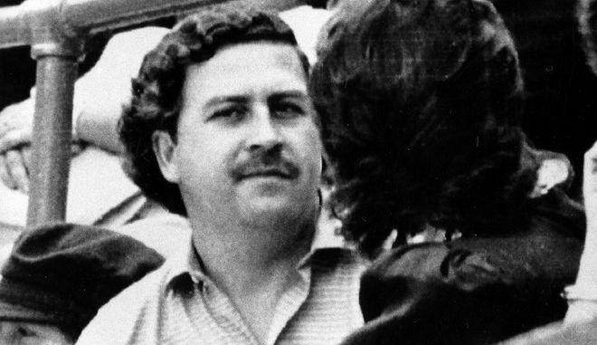 Ο Pablo Escobar