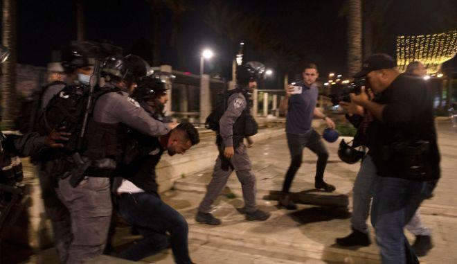 Ισραήλ - Παλαιστίνη: Νέες συμπλοκές στην Ιερουσαλήμ, ο Νετανιάχου ζητά ηρεμία