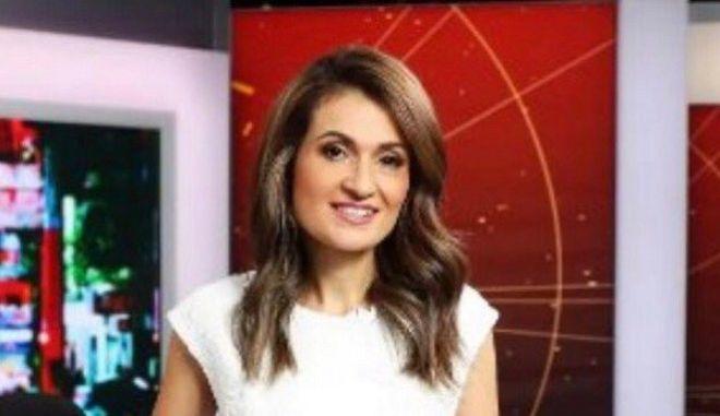 Η ομογενής δημοσιογράφος Πατρίτσια Καρβέλας