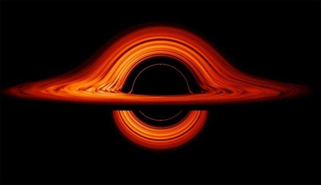 Η NASA μας δείχνει πώς μπορεί να είναι μια μαύρη τρύπα από κοντά