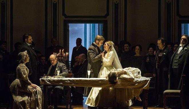 Τριακόσιες δωρεάν θέσεις για ανέργους στην όπερα 'Λουτσία ντι Λαμμερμούρ'