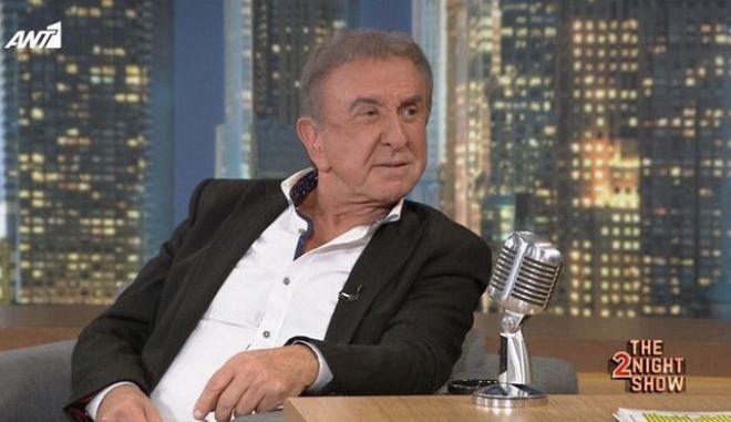 Ο Αργύρης Παπαργυρόπουλος