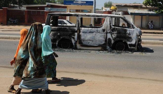 Έφηβη βομβίστρια καμικάζι σκόρπισε το θάνατο στη Νιγηρία