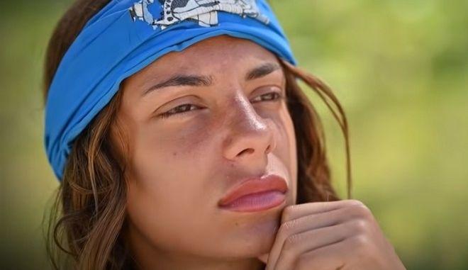 Η Μαριαλένα στο Survivor 4