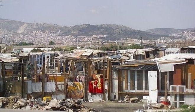 Δύο νεκροί στον καταυλισμό των ρομά στα Άνω Λιόσια