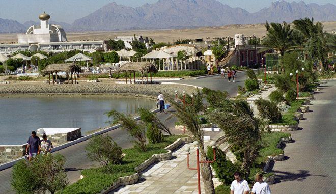 Ταξιδιωτική οδηγία ΗΠΑ για Αίγυπτο - Ιορδανία