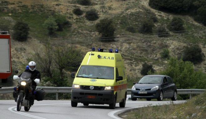 Τέσσερις νεκροι και μια τραυματιας σε συντριβή στρατιωτικού ελικοπτέρου στο Σαραντάπορο Ελασσόνας,Τετάρτη 19 Απριλίου 2017 (EUROKINISSI/ΜΙΧΑΛΗΣ ΜΠΑΤΖΙΟΛΑΣ)