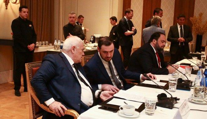 Η συνάντηση των Big-4