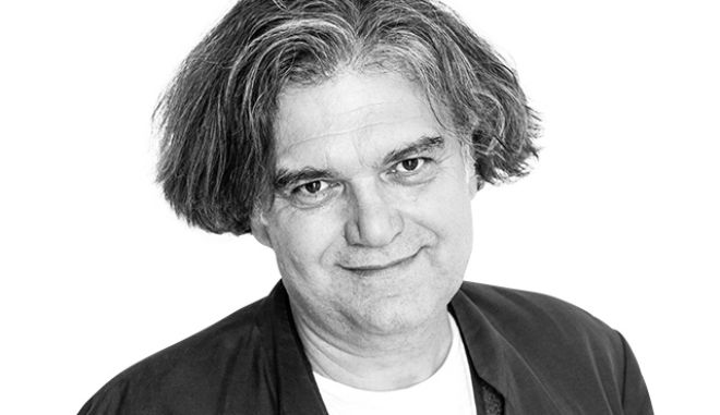 Π.Καλαντζόπουλος: Τα κόμματα μας κάνανε κομμάτια, η τέχνη μας ενώνει